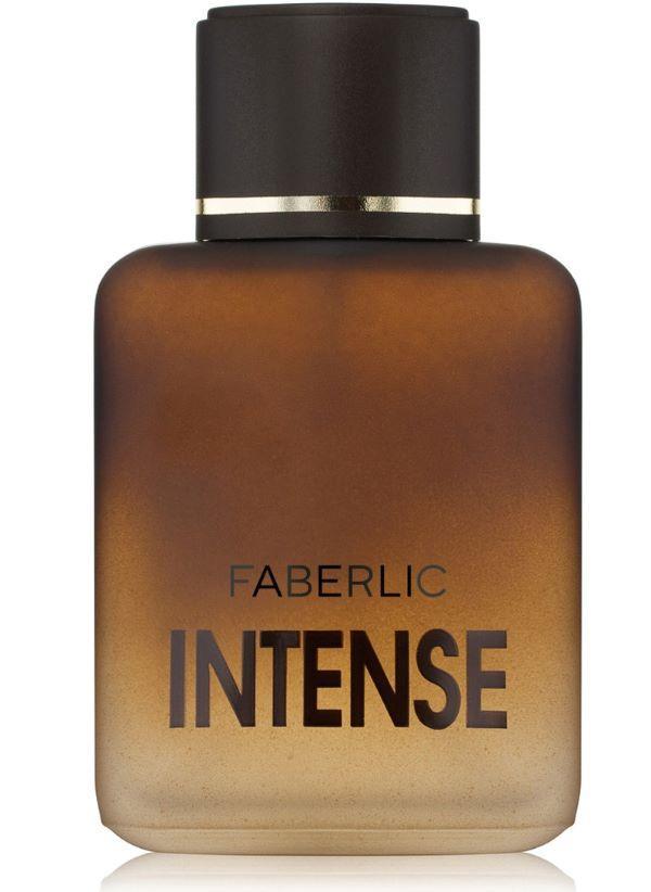 Туалетна вода для чоловіків Faberlic Intense