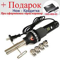 Паяльная станция GJ-8018 LCD 450 Вт термофен для пайки