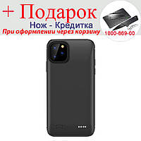Чохол зарядний пристрій для iPhone 11 6200mAh for 11, фото 1