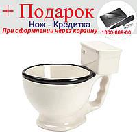 Чашка Унитаз 300 мл, фото 1