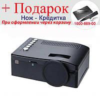 Портативный проектор UNIC UC18  Черный, фото 1