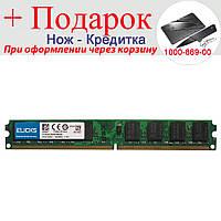 Оперативная память ELICKS 2GB DDR2 800MHz Для INTEL и AMD Для INTEL и AMD чип Hynix