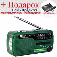 Радіоприймач Degen DE13 FM AM SW