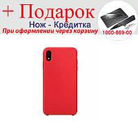 Чохол накладка для iPhone XR силіконова iPhone XR Червоний, фото 1