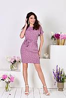"""Сукня жіноча полубатальное літній, розміри 50-54 (2цв) """"INGHIR"""" купити недорого від прямого постачальника"""