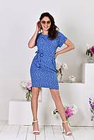 """Сукня жіноча молодіжний літній з кишенями, розміри 44-48 """"INGHIR"""" купити недорого від прямого постачальника"""