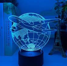 Ночник Глобус с подсветкой
