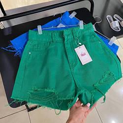 Шорты джинсовые летние короткие