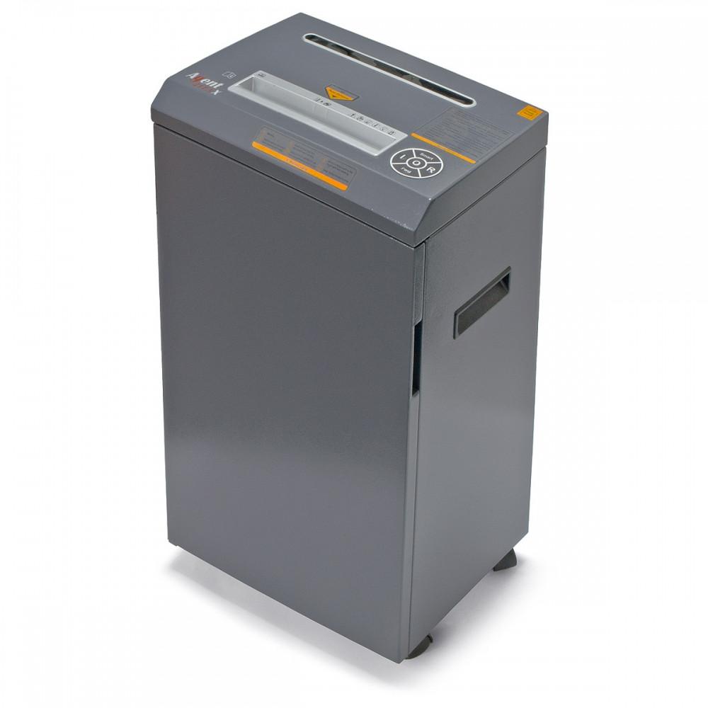Шредер подрібнювач для паперу Agent 217.5 X (2х10). 5-й рівень секретності. Знищувач документів і паперів
