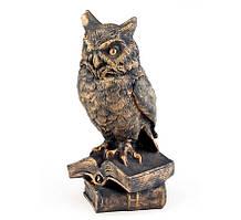 Фігурка декоративна для будинку Мудра Сова