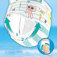 Трусики для плавания Pampers Splashers Размер 4-5 (9-15 кг) 11 шт 81666976 ТМ: Pampers