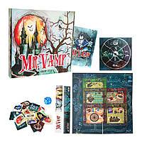 Настольная игра Strateg Mr. Vamp 30616 ТМ: Strateg
