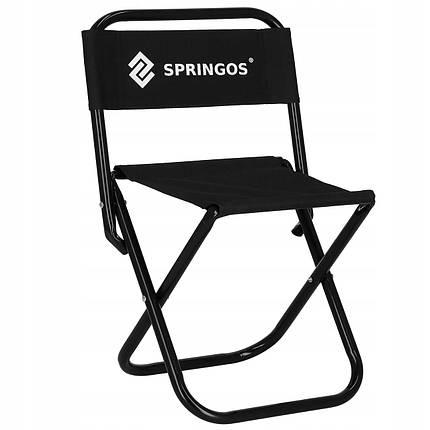 Кресло (стул) складное для кемпинга и рыбалки Springos CS0011, фото 2