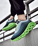 Кросівки Air салатові, фото 5