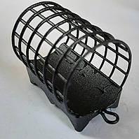 Кормушка сеточная круглая 120г (упак. 10 шт) диам 30 мм