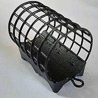 Кормушка сеточная круглая 130г (упак. 10 шт) диам 30 мм