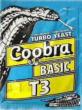 Cухие турбо дрожжи Coobra Basic T3 (ORIGINAL)