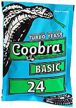 Cухие турбо дрожжи Coobra Basic 24 (ORIGINAL)