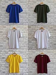 Стрейчеві чоловічі футболки тм Україна р S