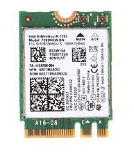 Внутрішній двохдіапазонний адаптер Wi-Fi + Bluetooth Intel WIRELESS-AC 7265NGW