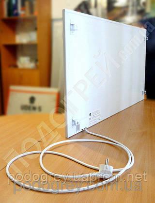 Настенные отопительные панели  УДЭН-700  (UDEN-S) Бытовое, Украина, Настенный, Белый цвет, универсал (со шнуром и вилкой)