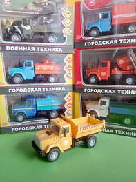 Іграшки вантажівки ЗІЛ-4329