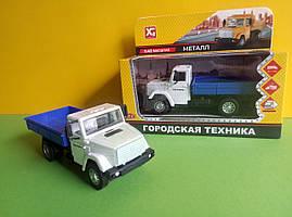 Іграшка бортовий Зіл-4329 вантажівка X Toys