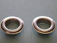 Люверс диаметром 13 мм (1000 штук) никель