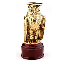 Кубок подарунковий інтер'єрний Сова бакалавр