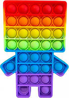 Pop It игрушка антистресс для детей и взрослых