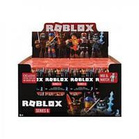 Фигурка Jazwares Roblox Mystery Figures Safety Orange Assortment S6 (ROB0189)
