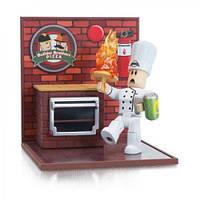 Фигурка Jazwares Roblox Desktop Series Work At A Pizza Place: Fired (ROB0262)