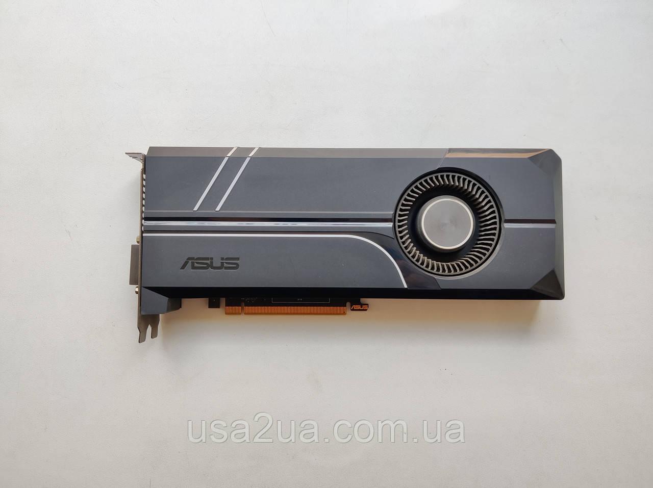 Видеокарта ASUS GeForce GTX 1070 8GB 256 BIT gddr5 гарантия кредит