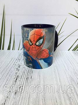 Чашка Человек Паук (Spider-Man)