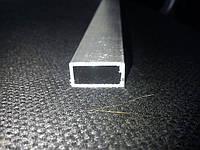 Труба прямоугольная алюминиевая  10*20*1,0 мм