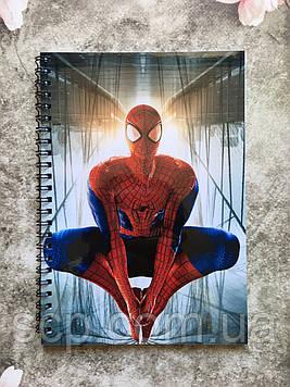 Блокнот Spider-Man