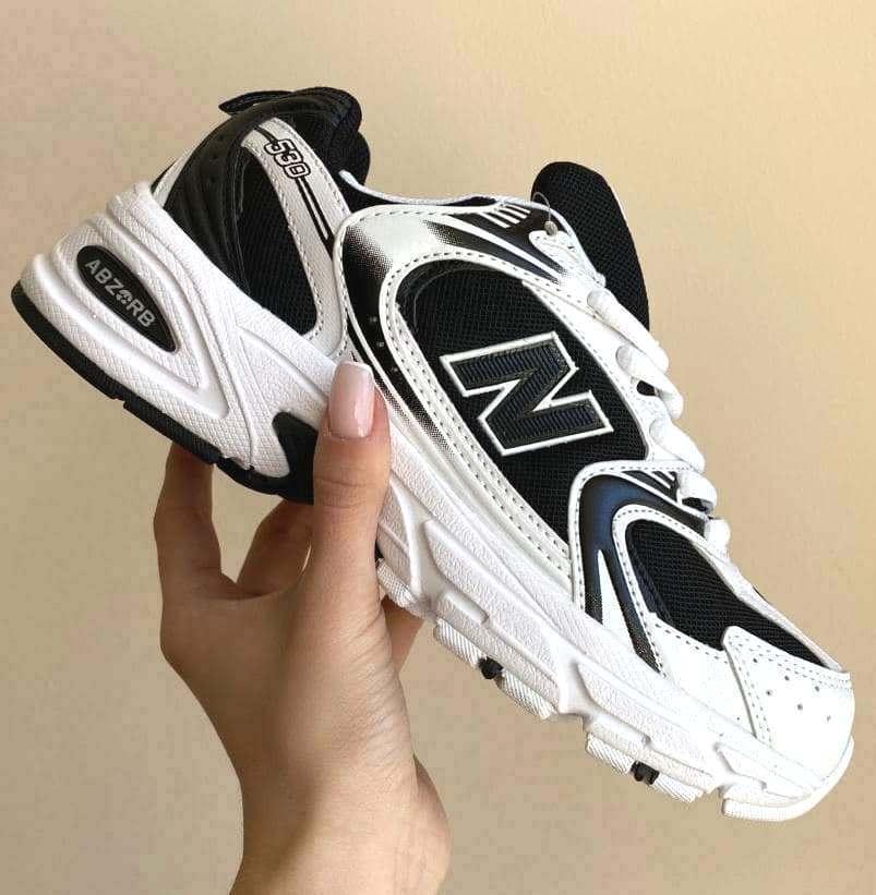 Чоловічі-жіночі кросівки New Balance 530, нью беланс NB 530