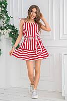 Платье жеское в расцветках 82636