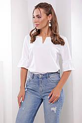Блуза 1882 білий