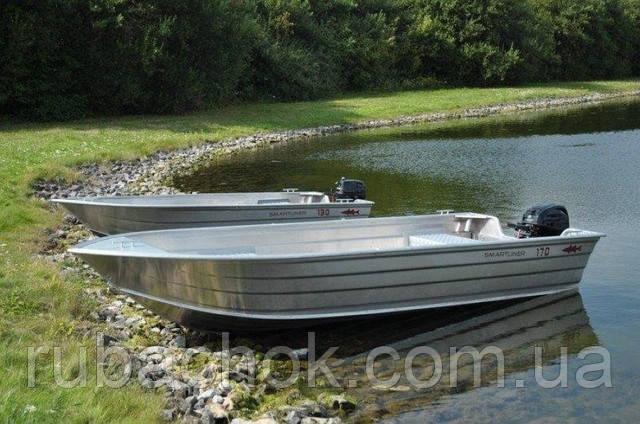 Лодки алюминиевые Smartliner