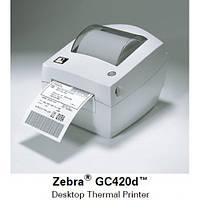 Принтер этикеток Zebra GC 420 D
