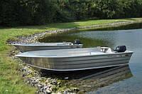 Преимущества алюминиевой лодки !