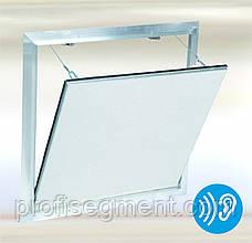 Ревізійний люк F2 AKL G:125  300*300 мм герметичний 12,5мм