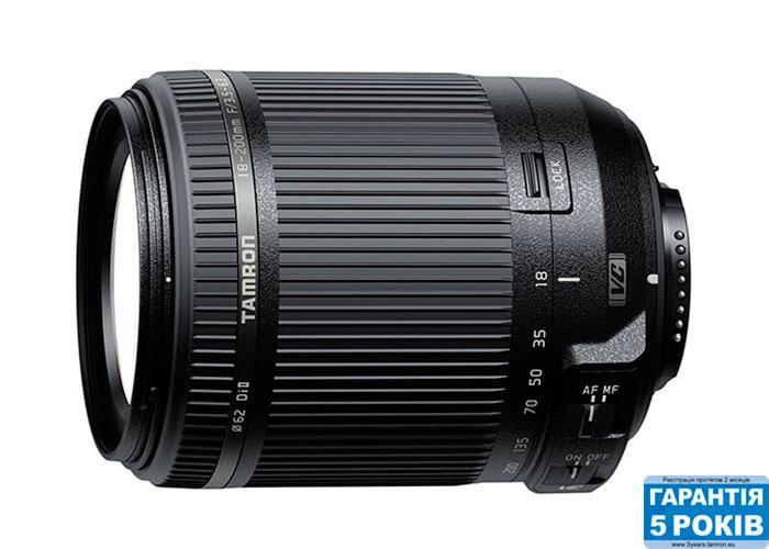 Объектив Tamron 18-200mm F/3.5-6.3 Di II VC для Sony (Гарантия от производителя) / на складе
