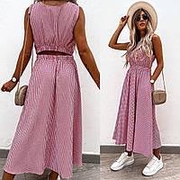 Платье женское в клеточку 82649