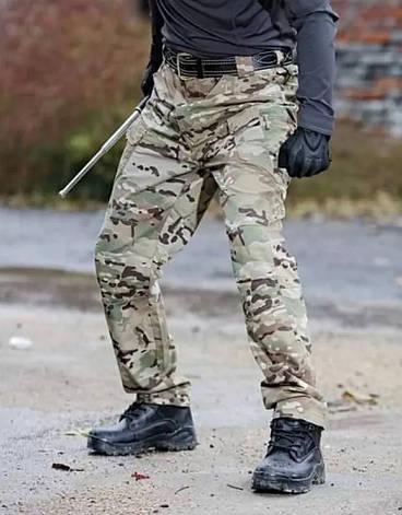Штаны, Брюки Тактические СТРАЖ X7 Мультикам, фото 2