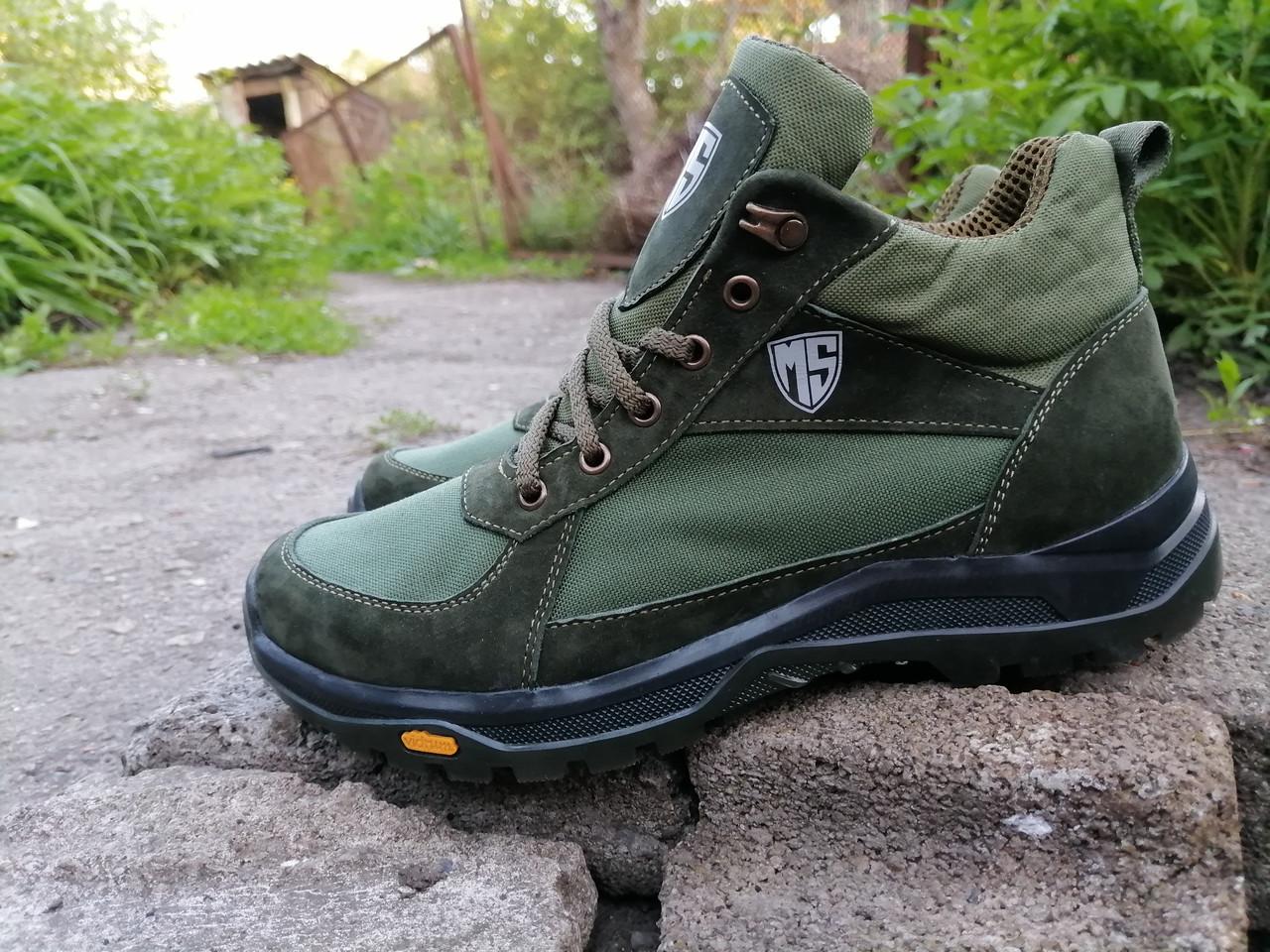 Кросівки тактичні високі демісезонні MAX Resolution, green