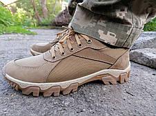 Кросівки тактичні демісезонні MAX Tactic Balance, койот, фото 2
