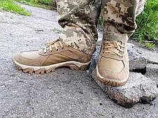 Кросівки тактичні демісезонні MAX Tactic Balance, койот, фото 3