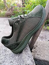 Кросівки тактичні літні MAX Force, Олива, фото 3